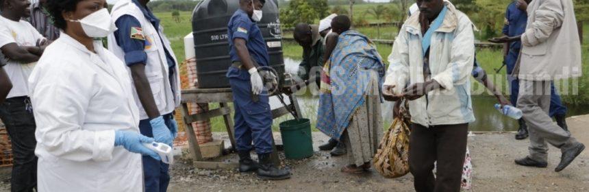 EAC, Burundi, face au coronavirus