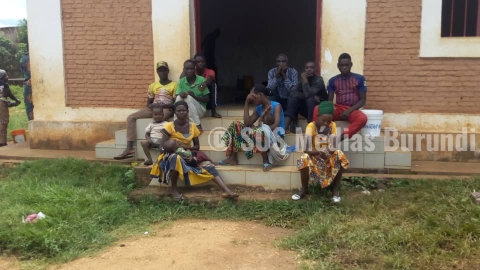 Croix Rouge Buganda, sos, Burundi, cornavirus