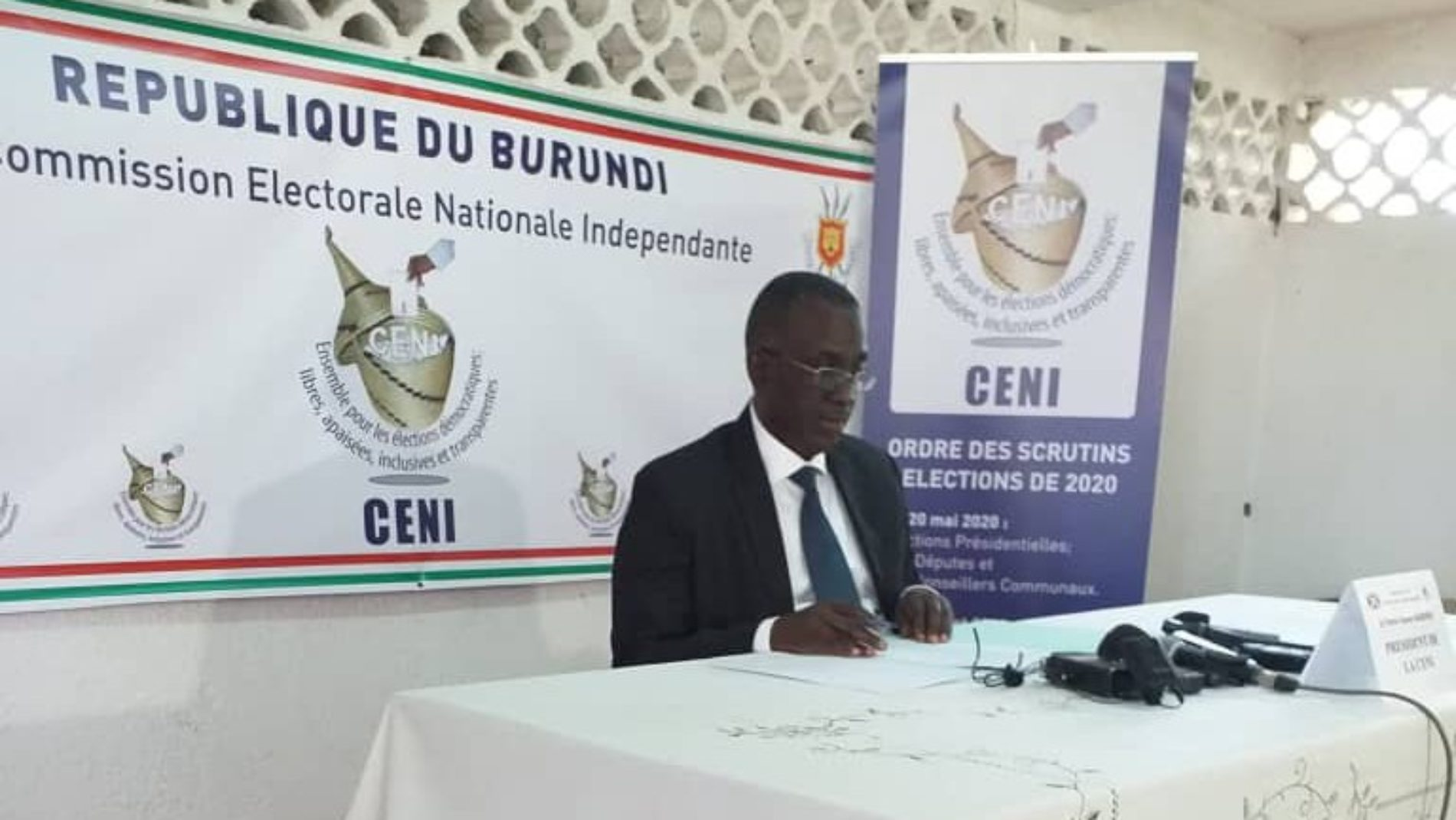 Burundi – Election présidentielle 2020 : les résultats provisoires (CENI)