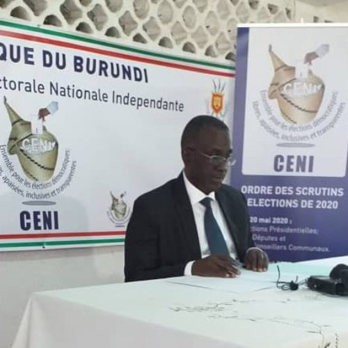 La CENI a rejeté quatre candidatures pour la présidentielle