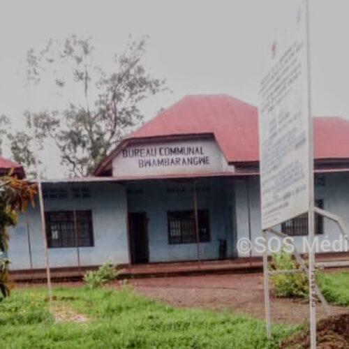 Les membres du parti CNL interdits de fréquenter les bars à Bwambarangwe