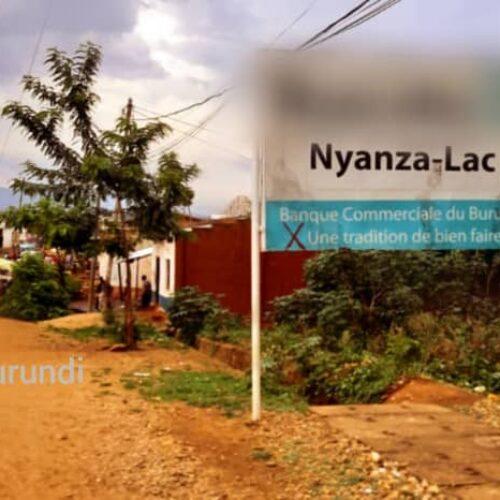 Nyanza-Lac : la CNTB suspend ses décisions