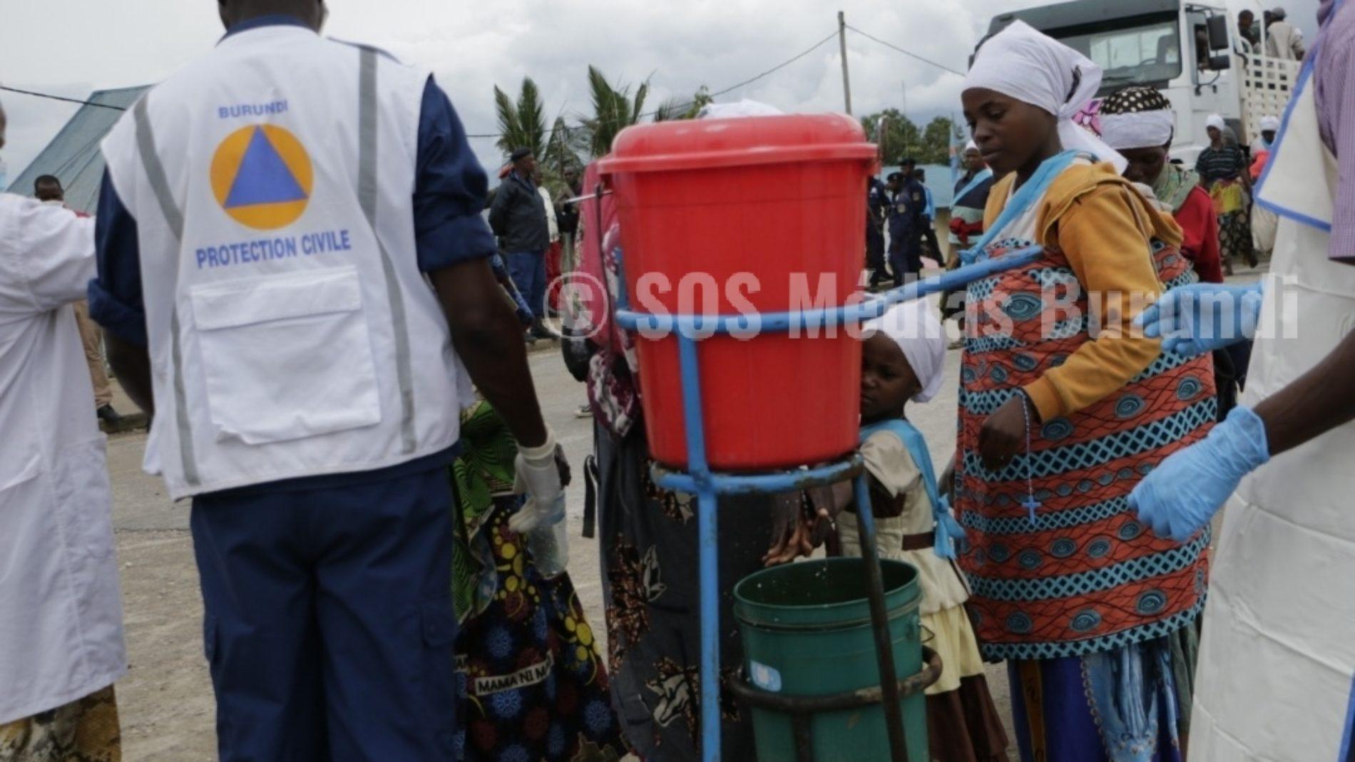 Covid-19: MAP-Burundi Buhire en appelle aux candidats présidentiels pour le respect des mesures de prévention contre le coronavirus