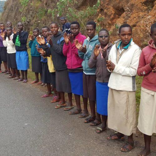 Photo de la semaine : le CNDD-FDD recrute dans des écoles