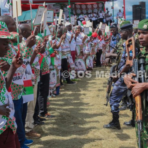 Burundi-Elections: un orage se prépare selon Human Rights Watch