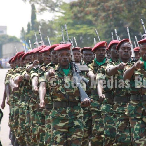 Mabayi : l'explosion d'une mine tue deux militaires, l'armée dément