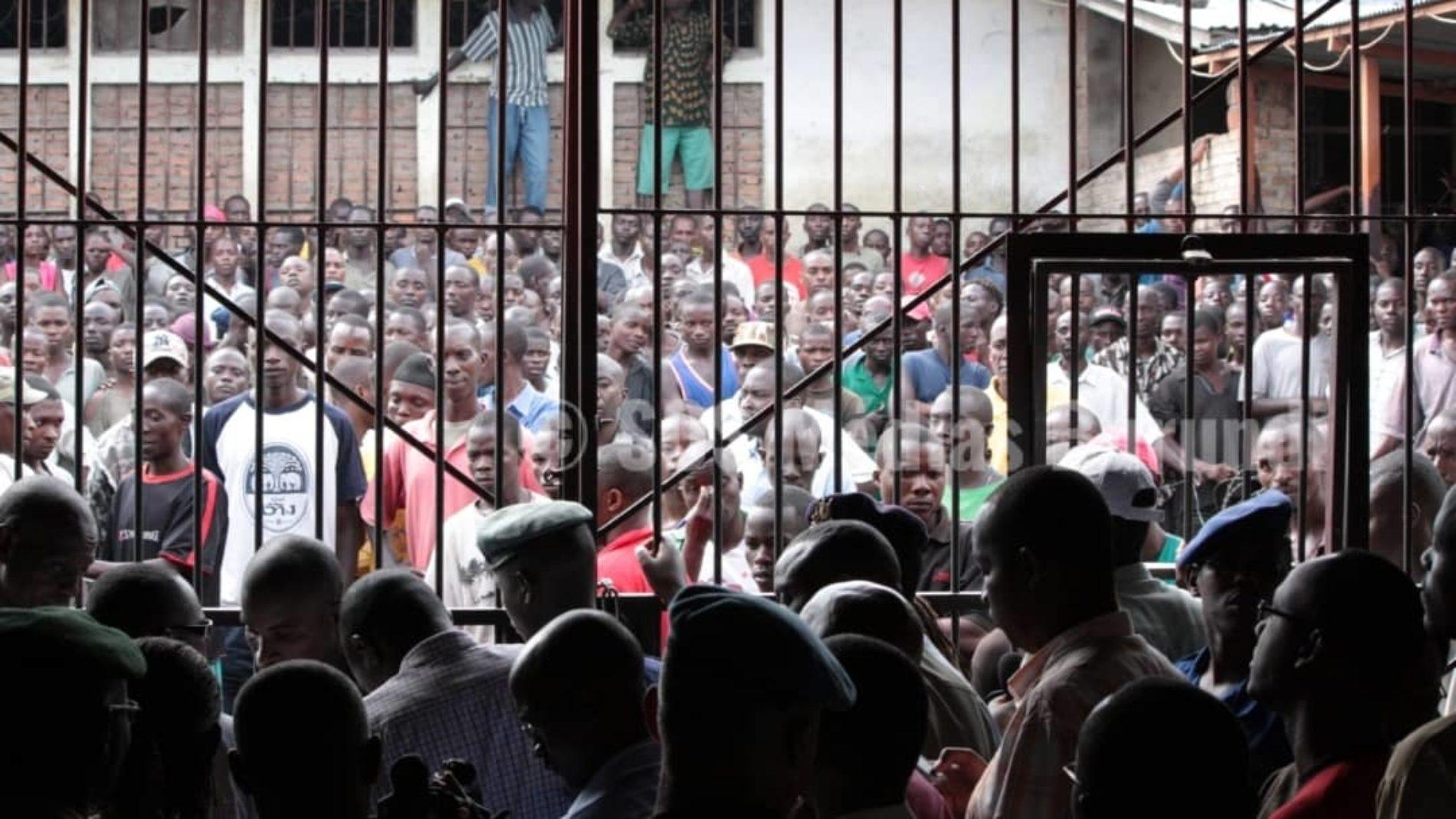 Rumonge : cinq individus dont le directeur adjoint de la prison de province en détention