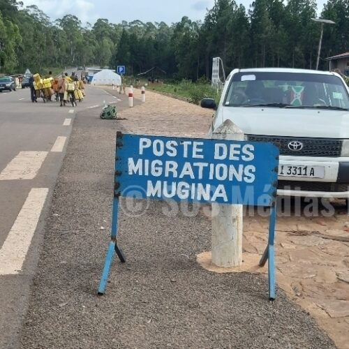 Makamba- Covid-19 : des Imbonerakure accusés de faciliter l'entrée aux clandestins