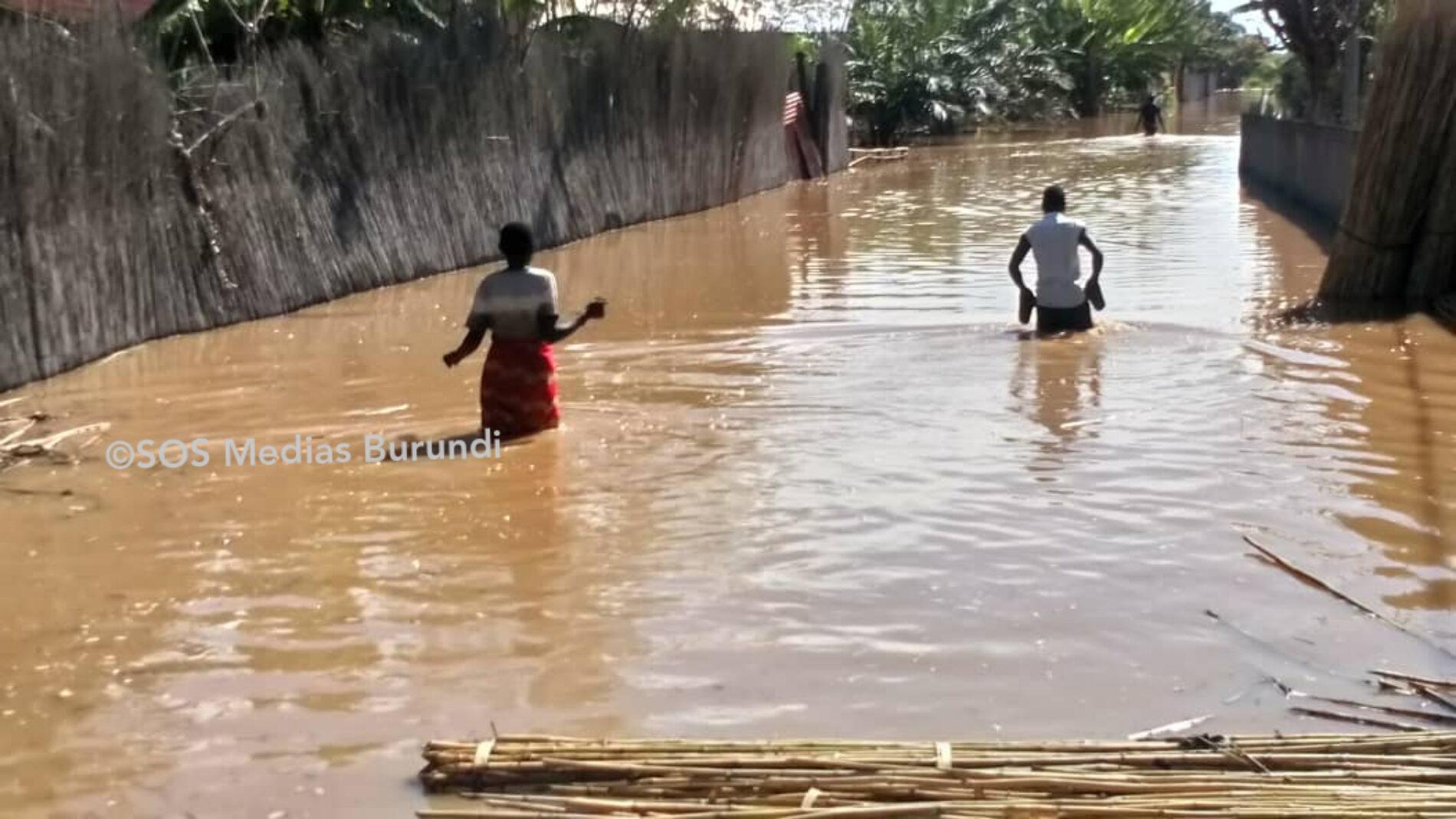 Gatumba : une campagne de solidarité pour aider les sinistrés