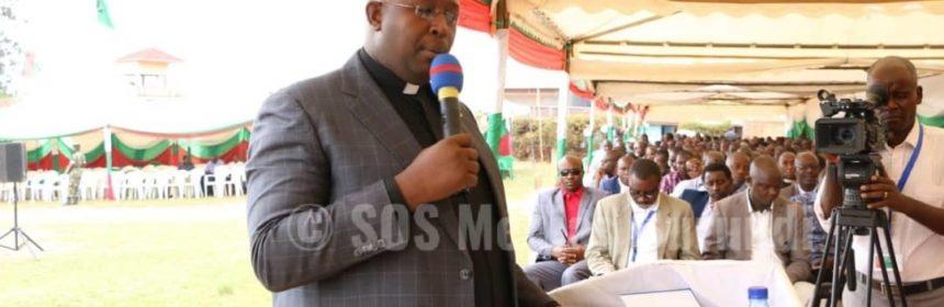 Burundi, uprona, Mbayahaga, sos, medias