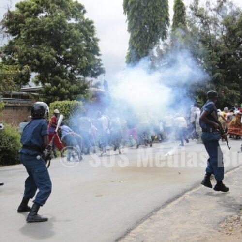 « Halte au troisième mandat » alerte sur la situation des droits de l'Homme au Burundi (communiqué)