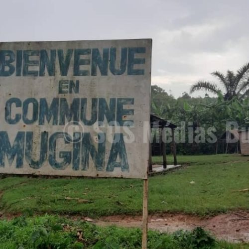 Cibitoke : découverte macabre à Mugina