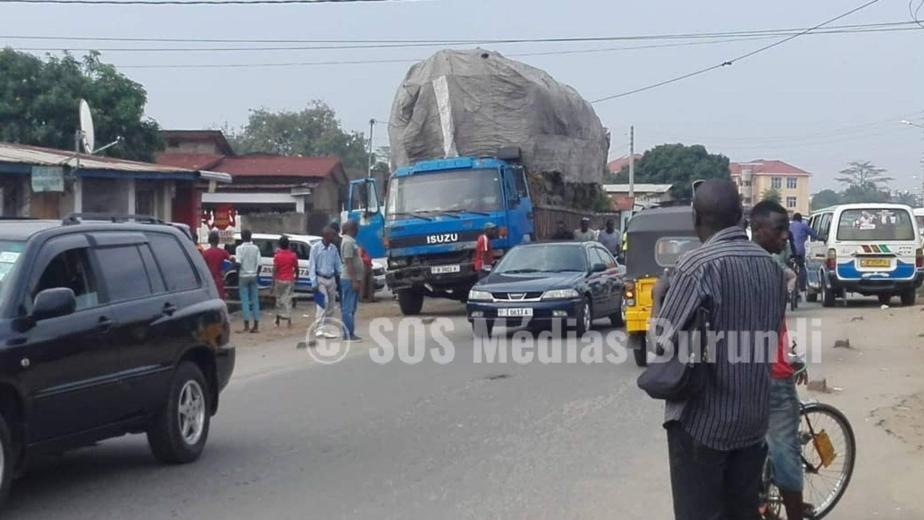 Nyakabiga (Bujumbura) : des Imbonerakure battent déjà campagne