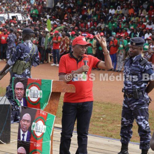 Burundi-Politique : le parti CNL de plus en plus inquiet