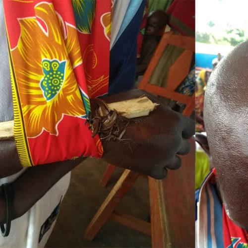 Vumbi : sept opposants blessés