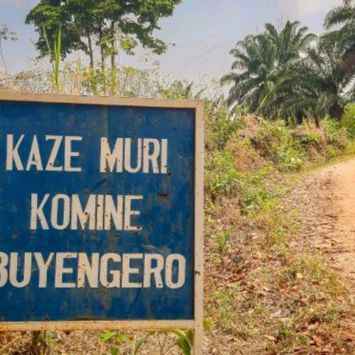 Buyengero : trois individus dont un militant du CNL interpellés
