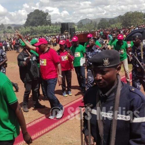 Kiremba: plus de 110 opposants en détention, plusieurs autres en cavale