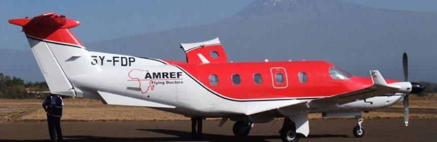 Type d'avion utilisé pour l'évacuation de Madame Nkurunziza