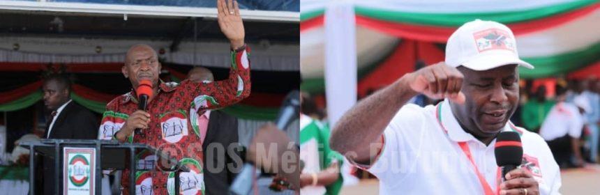 Burundi, Rwasa, Evariste, Ndayishimiye, cnl, CNDD-FDD, élections, 2020, sos, medias