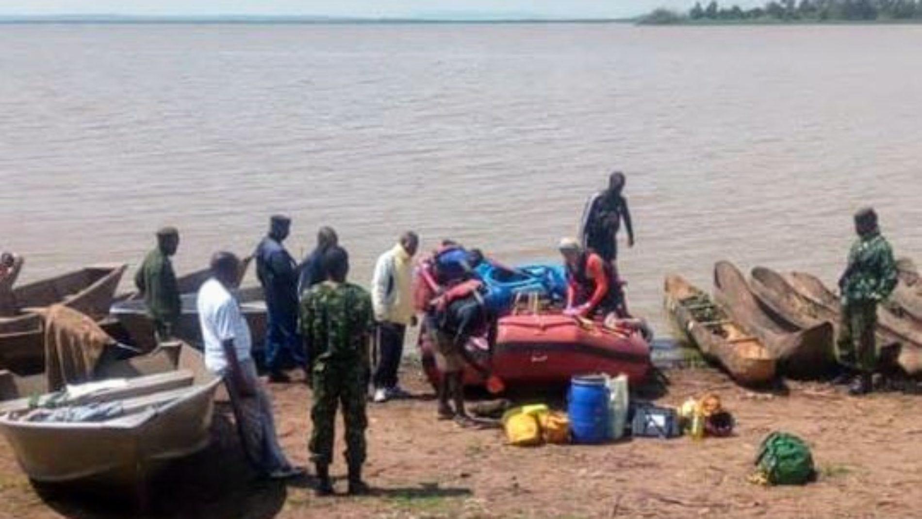 Un militaire burundais tué dans le lac Rweru