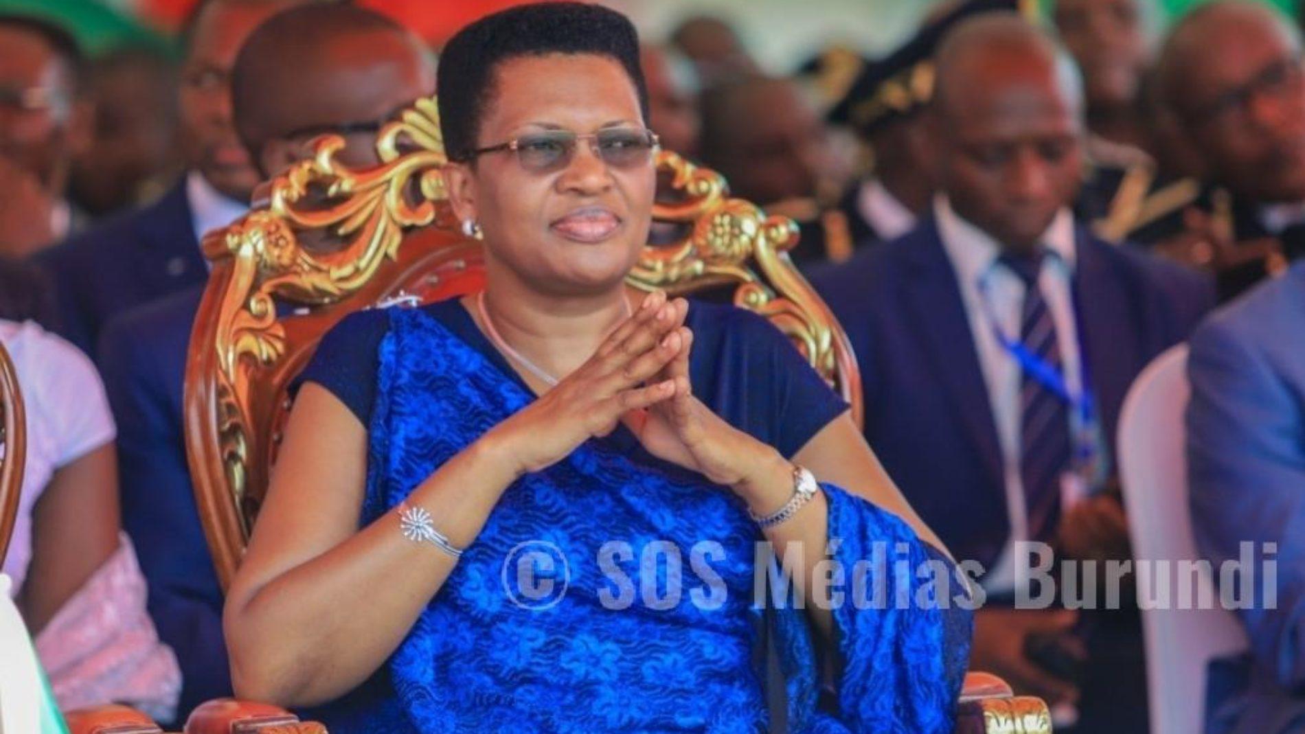 Mort de P. Nkurunziza : son épouse se confie lors d'une prière