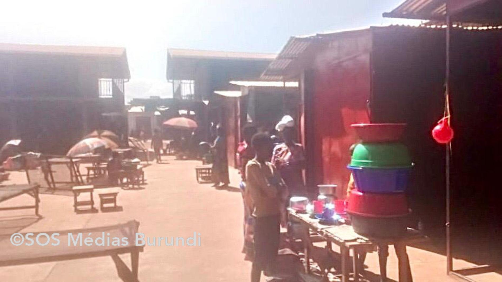 Rugombo: des commerçants interdits de faire librement leur commerce