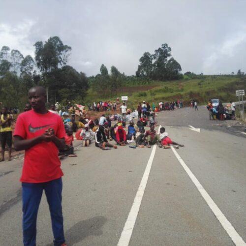 Makamba : 150 Burundais bloqués sur la frontière