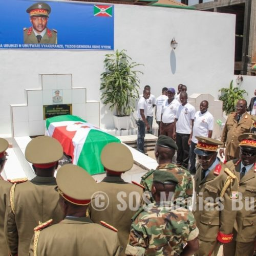 Gitega: troisième comparution des suspects dans l'affaire de l'assassinat de l'ancien patron des renseignements