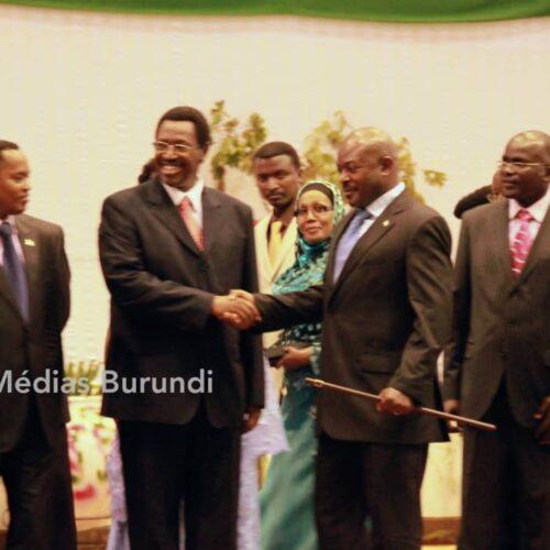 Thérence Sinunguruza, l'ancien vice-président est mort