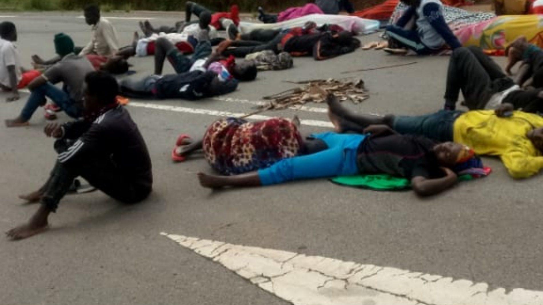 Makamba : une mise en quarantaine qui ne respecte pas des normes hygiéniques