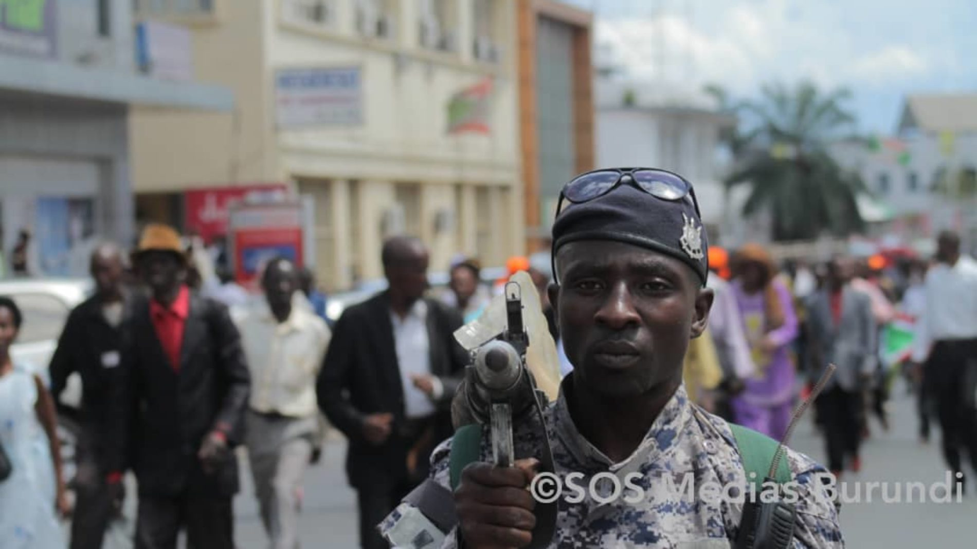 Burundi-Élections : la police burundaise menace d'une répression similaire à celle de 2015