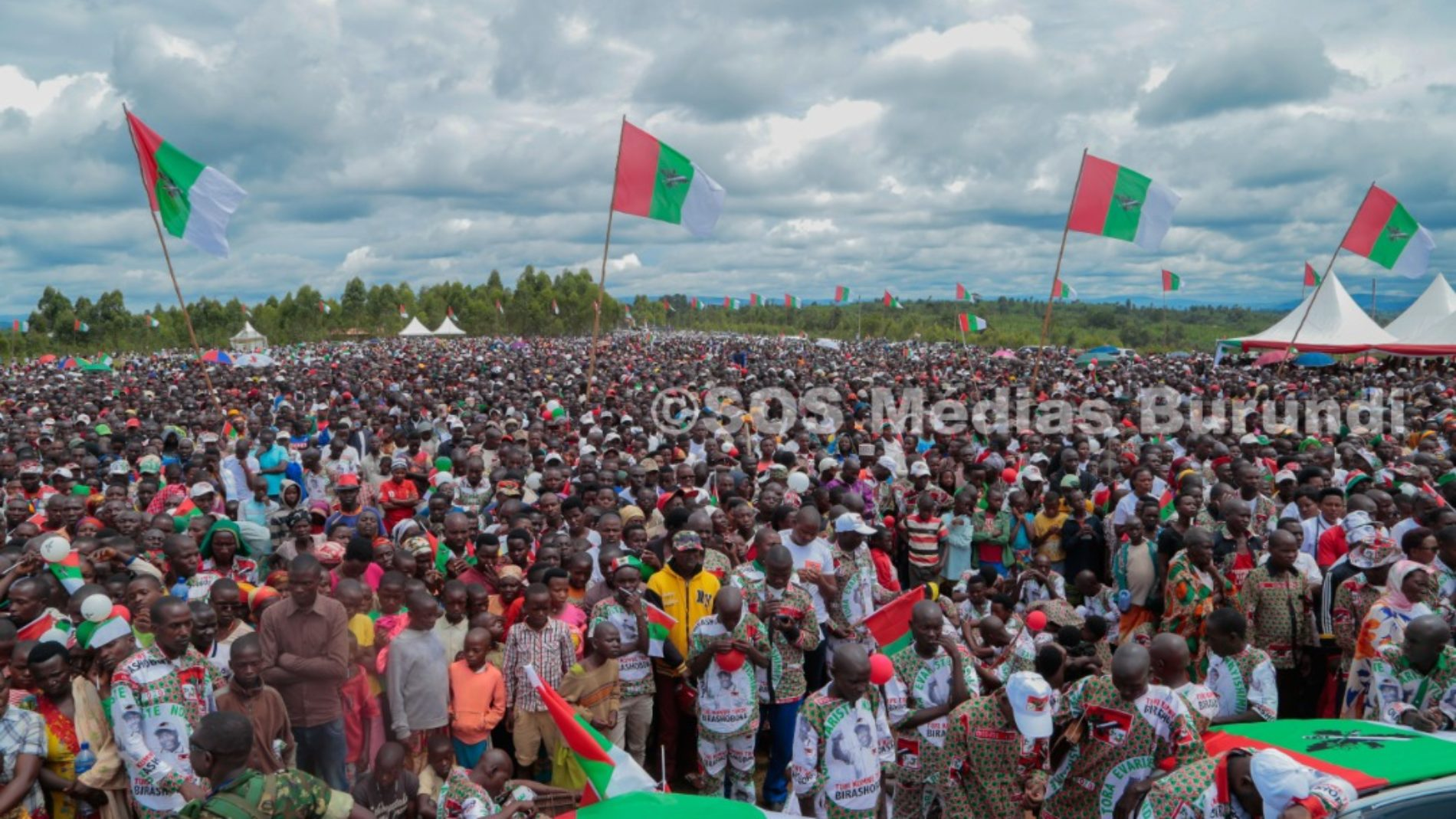 Burundi-Élections (Cibitoke) : le CNDD-FDD recrute par tous les moyens y compris la violence