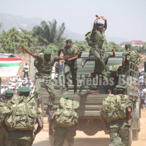 L'AFFAIRE – Les « cadeaux » du gouvernement burundais aux groupes rebelles du Sud-Kivu