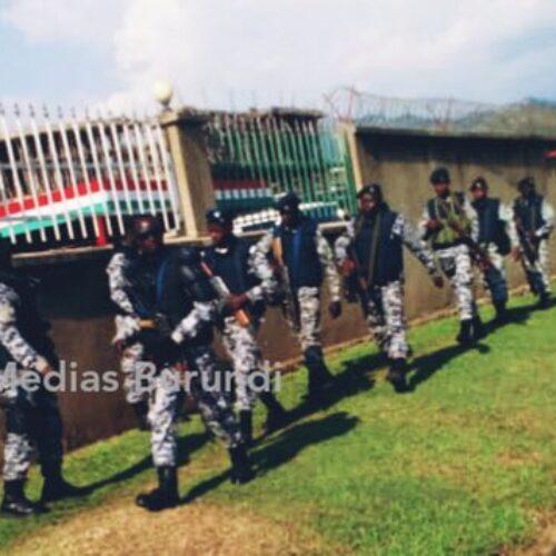 La sécurité renforcée dans la capitale économique Bujumbura