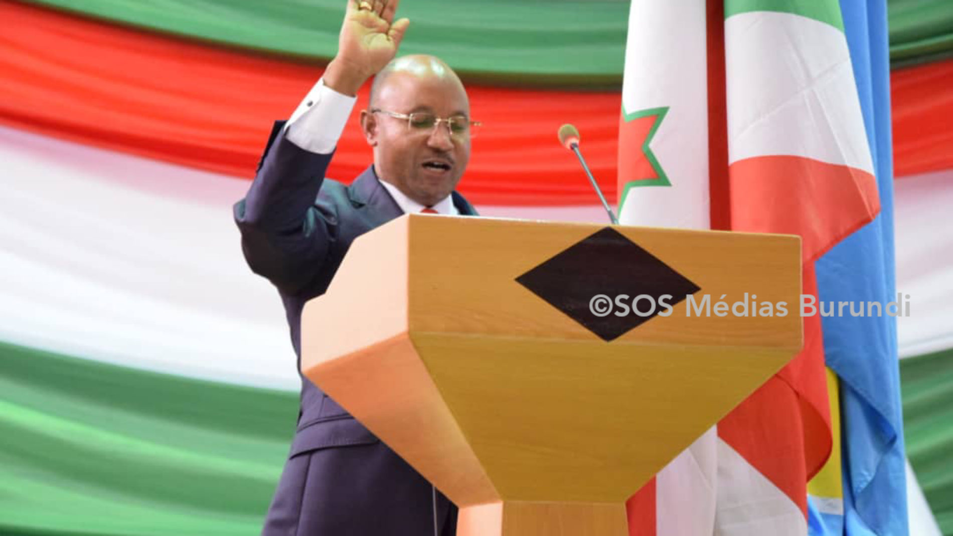 Bunyoni, Premier ministre : un très mauvais signe selon Human Rights Watch