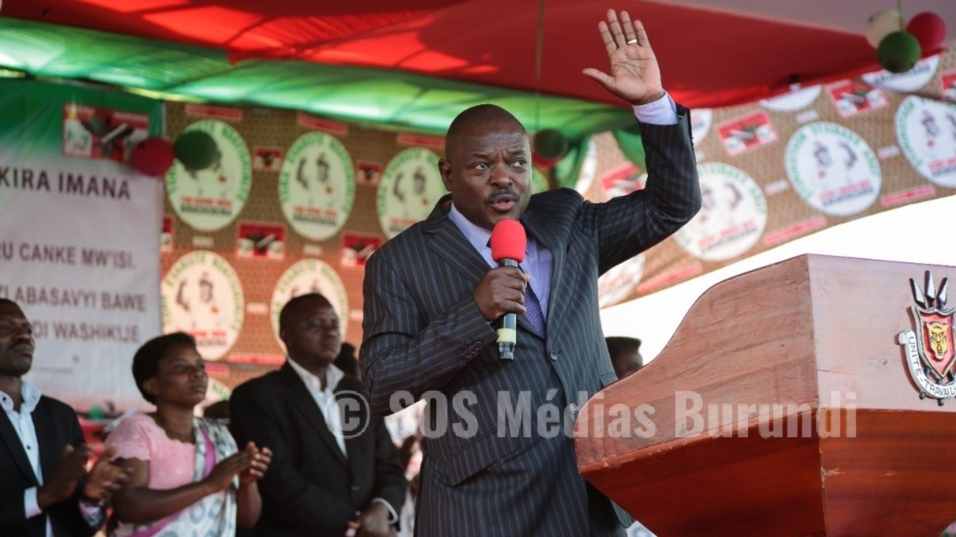 Gitega : la mort de Pierre Nkurunziza a stupéfié la population