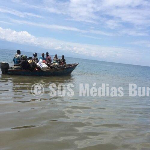 Photo de la semaine : de nouvelles mesures pour renforcer la sécurité sur le lac Tanganyika