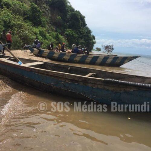 Fizi: 102 familles de réfugiés burundais délocalisées suite à de fortes pluies