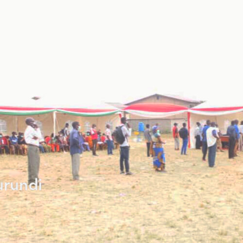 Covid-19: le Burundi lance ce lundi une campagne de dépistage de masse