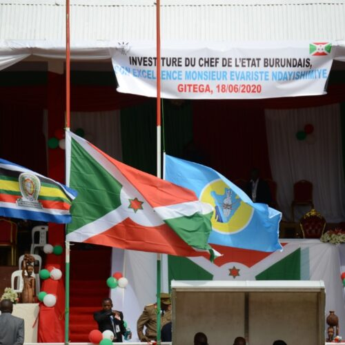 L'OIF lève les sanctions sur le Burundi