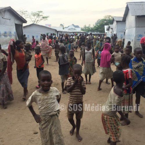 Photo de la semaine : plus de 2500 Burundais demandent d'être transférés dans un camp de réfugiés