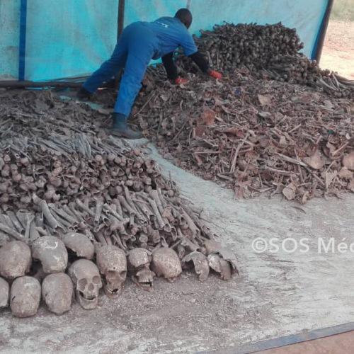 Burundi: la CVR dit avoir découvert plus de douze mille six cents restes humains