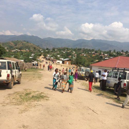 Lusenda: les forces de sécurité accusent des réfugiés burundais de collaborer avec des rebelles locaux