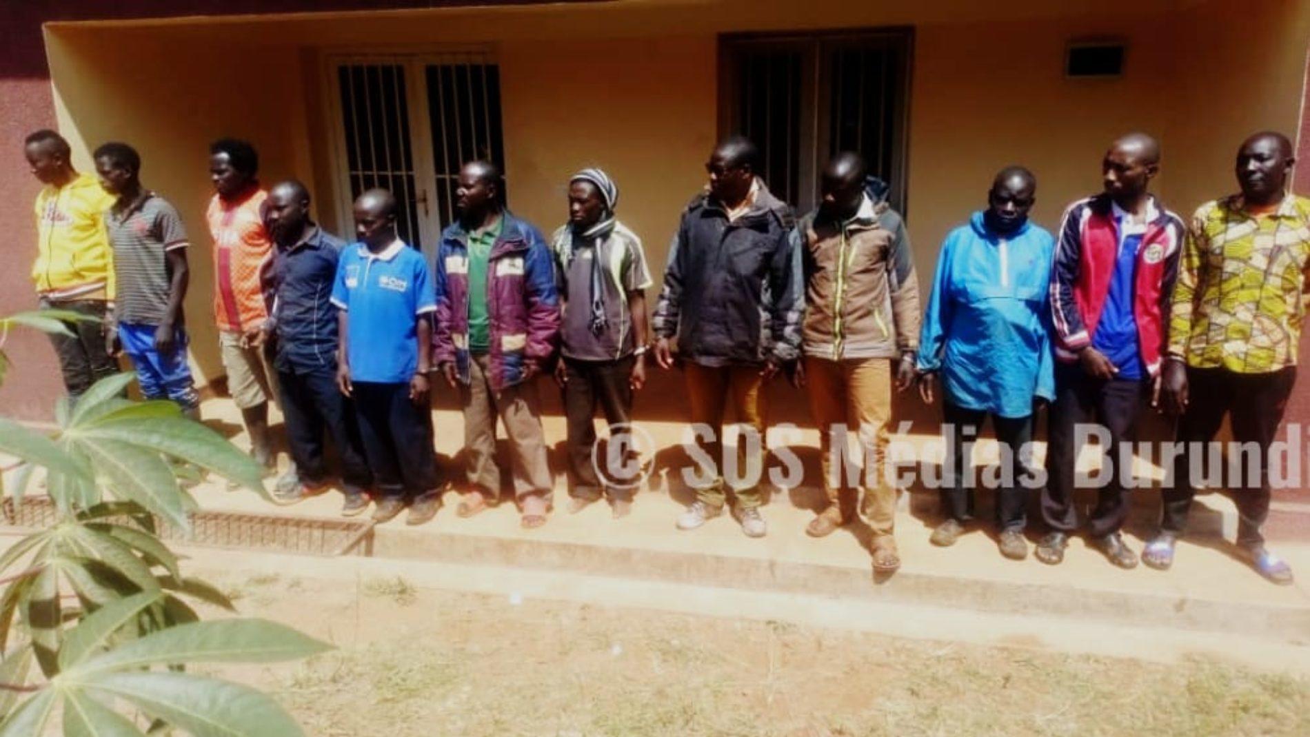 Affaire Kayogoro : deuxième comparution des accusés
