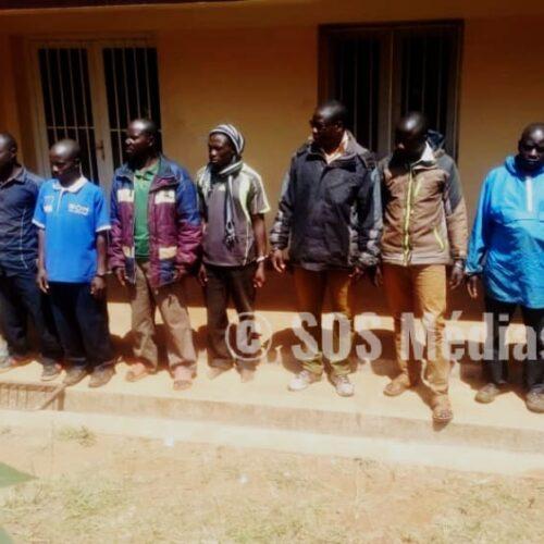 Makamba: dix personnes accusées de racketter et assassiner des Burundais en provenance de la Tanzanie transférées à Rutana