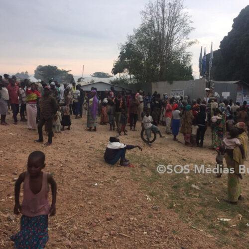 Uvira: plus de 2500 demandeurs d'asile demandent au HCR de les transférer dans un camp de réfugiés