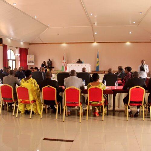 Burundi: une retraite du gouvernement pour se choisir des priorités