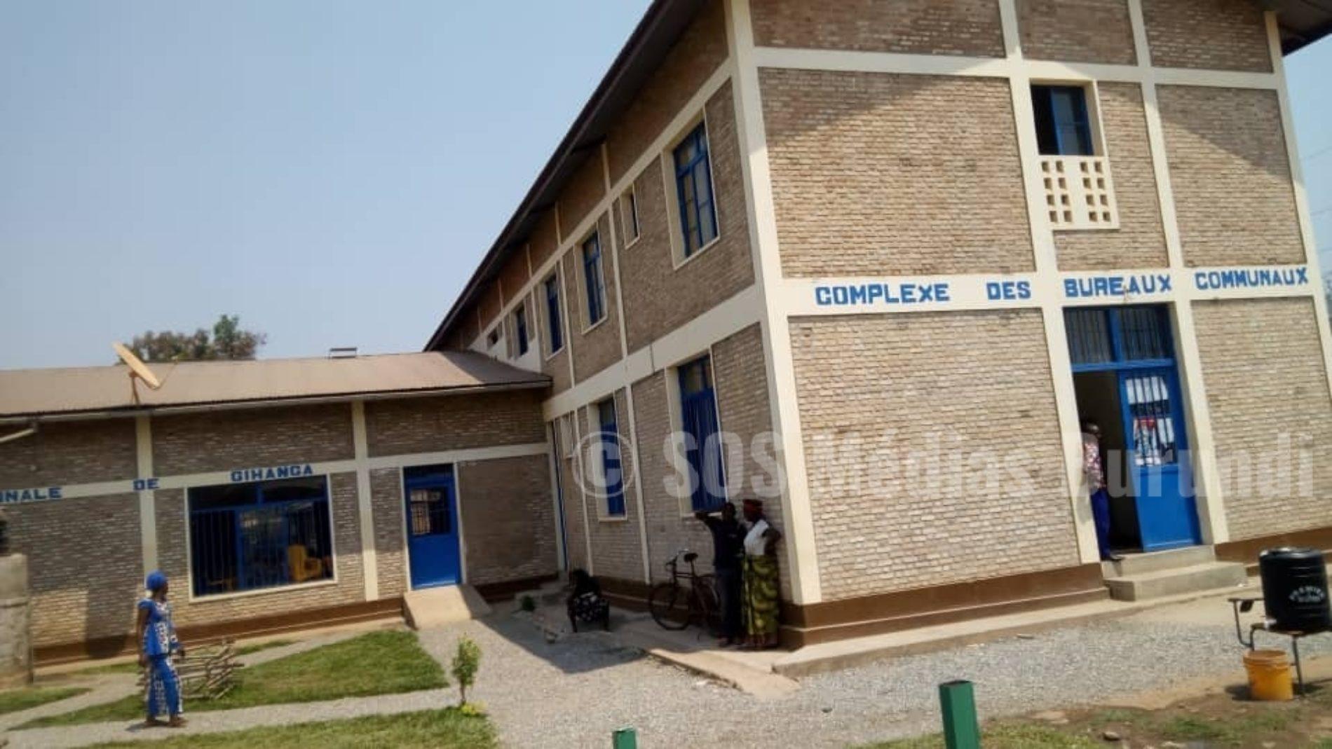 Gihanga : un jeune du CNDD-FDD arrêté après agression d'une jeune femme