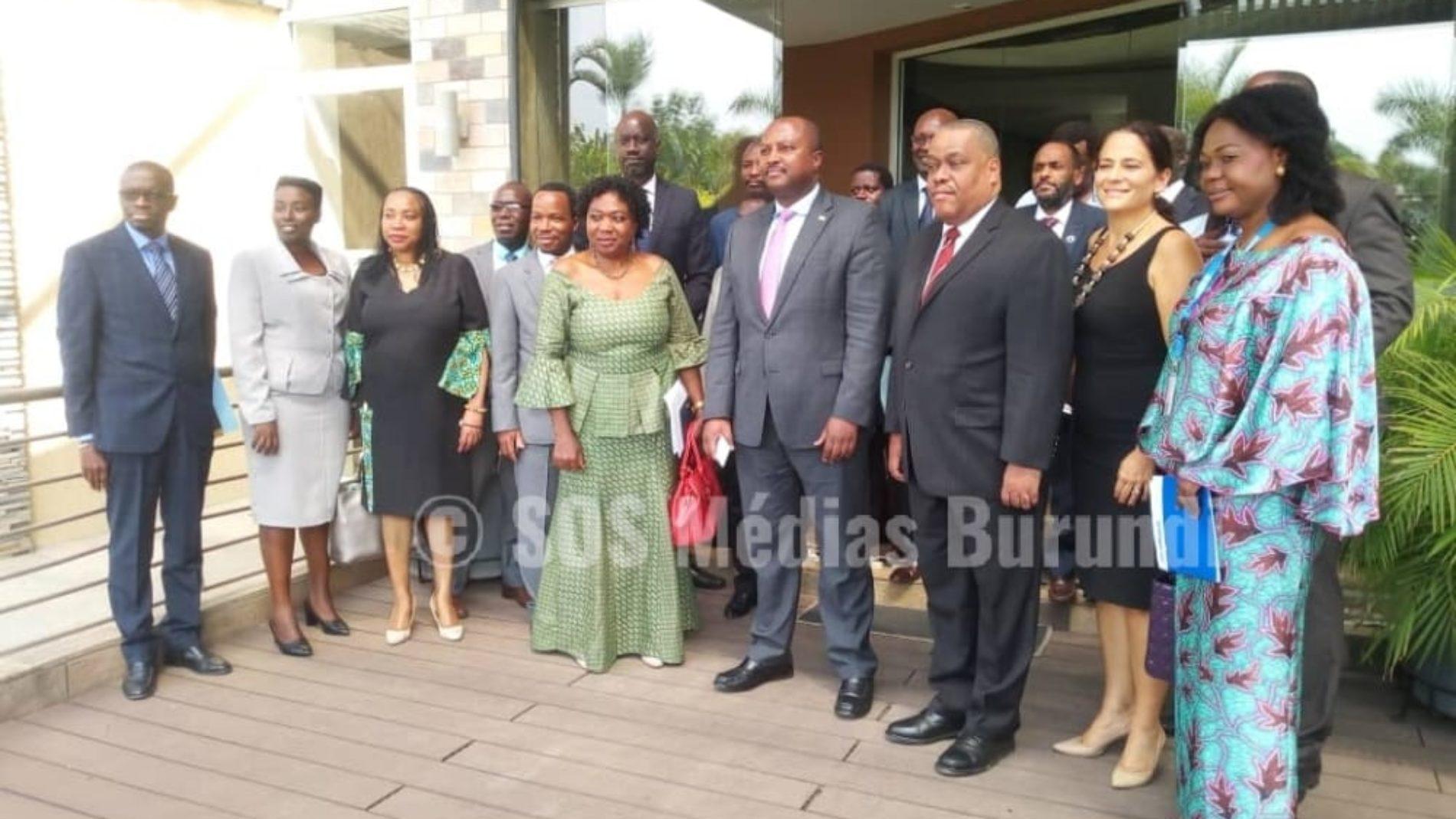 Burundi-diplomatie: les représentants des agences des Nations-Unies prêts à accompagnés les actions du gouvernement