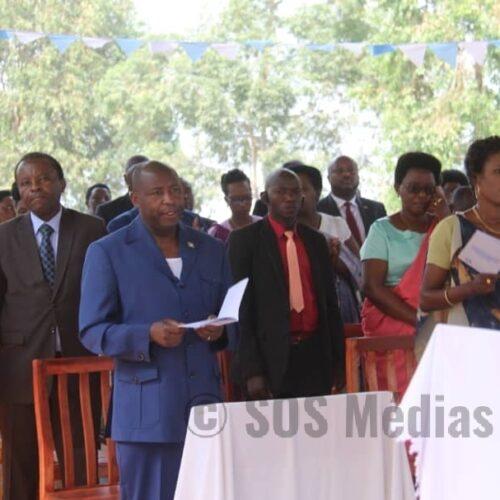 Burundi : le chef de l'État demande le concours de l'église catholique pour un développement durable
